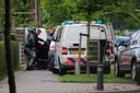 De verdachte van de steekpartij met dodelijke afloop in Emmeloord wordt gearresteerd.