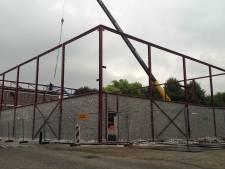 Gymzaal Oude Dijk plat, wordt 'fraaie ingang' stadspark
