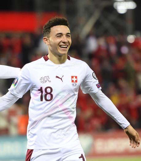 Euro 2020: la Suisse et le Danemark se qualifient