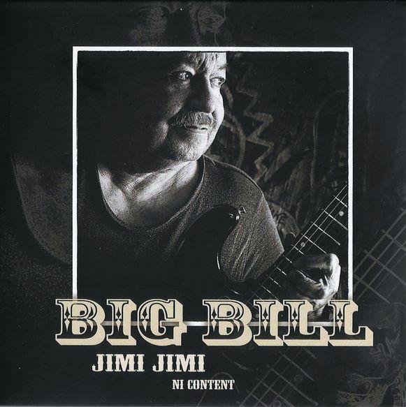 De nieuwste single: Jimi Jimi.