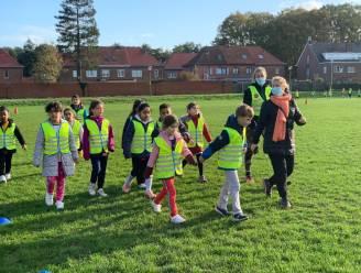 Sint-Gertrudis houdt veldloop in klasbubbels, maar deelnemen is belangrijker dan winnen
