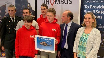 Leerlingen VTI winnen STEM-tornooi in Technopolis
