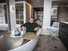Losserse ondernemer Eric Keizers geniet van de vrijheid die hij níet heeft