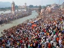 Heilige rivier de  Ganges krijgt mensenrechten