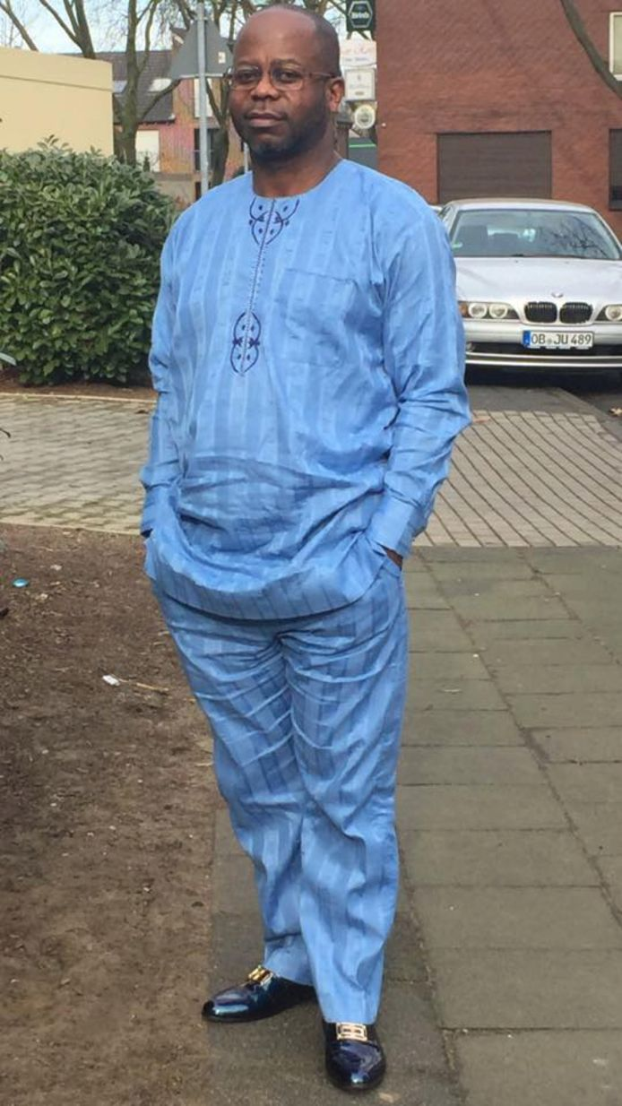 Slachtoffer Olushola Bola Omotosho Dare