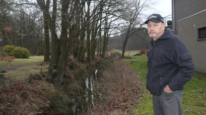 Wateroverlast dreigt als stad de Venneloop niet ruimt bij één huis