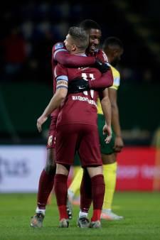 Vitesse heeft in eerste wedstrijd onder bewind Sturing weinig moeite met Fortuna