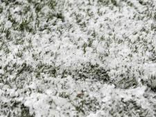 Amateurvoetbalwedstrijden afgelast door winterse omstandigheden