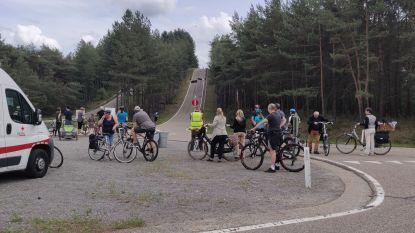 Ongeveer 11.000 bezoekers voor fietsdag op testbanen Ford