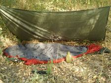 Boete voor wildkampeerders Zeeland