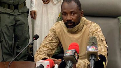 Kolonel Assimi Goita roept zich uit tot leider van de junta in Mali, VN-Veiligheidsraad vraagt vrijlating president