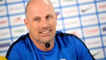 """Clement blikt vooruit naar treffen met Bröndby: """"Geen interesse in favorietenrol, enkel kwalificatie telt"""""""