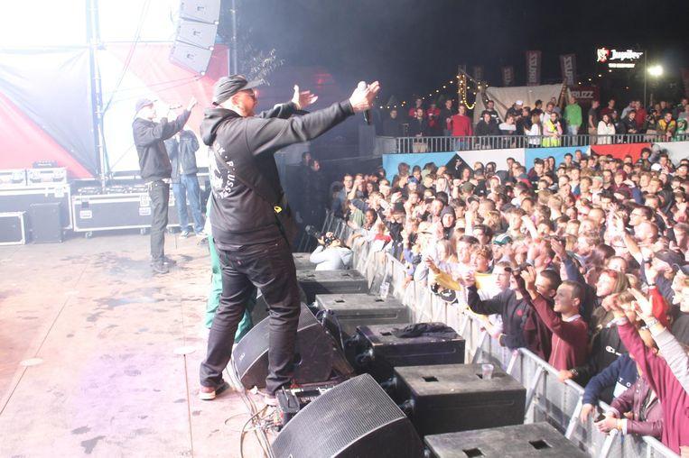 De Brusselse rappers van Stikstof waren de headliner van de laatste Jospop afgelopen zomer. De organisatie achter het festival wil in 2020 een nieuw evenement uit de grond stampen.