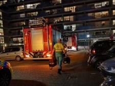 Brandweer rukt uit voor pan op het vuur bij verzorgingsflat in Amersfoort