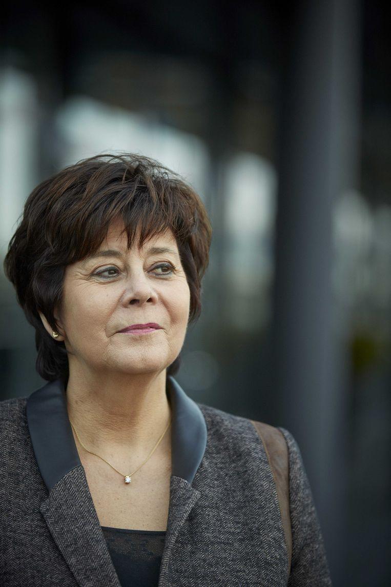 Voormalig minister Verdonk kreeg van 2003 tot 2008 beveiliging. Beeld anp