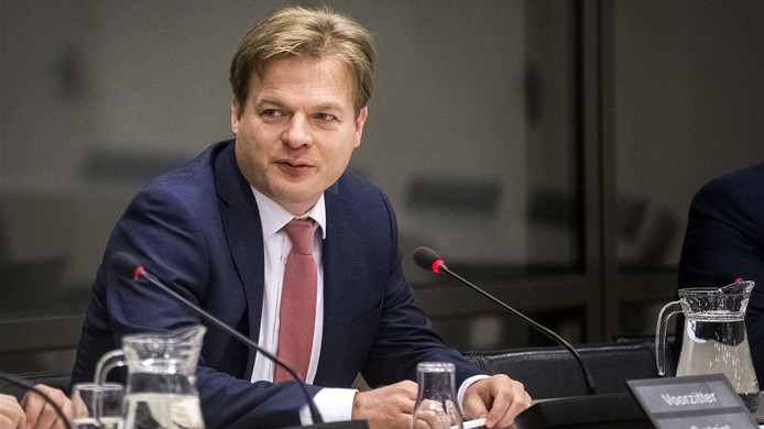Tweede Kamerlid Pieter Omtzigt