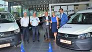 Politie huurt combi's voor 5.400 euro per maand