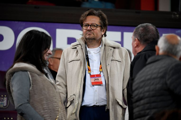 Marc Coucke.