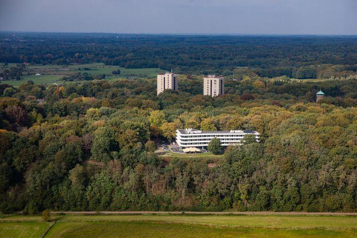 Groen, zo ver het oog reikt op de Wageningse Berg | Wageningen | gelderlander.nl