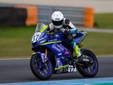 Motorcoureur Rick Dunnik raakt Duitse titel kwijt achter groene tafel