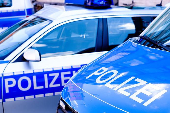 De politie wist de dader op het station van Bad Kreuznach, in de buurt van Mainz, te arresteren.