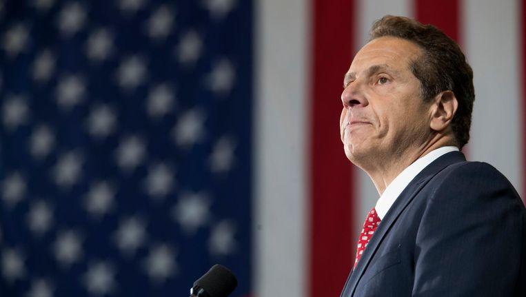 Andrew Cuomo, gouverneur van New York, verleent gratie aan een illegale immigrant die geholpen heeft na 9/11.