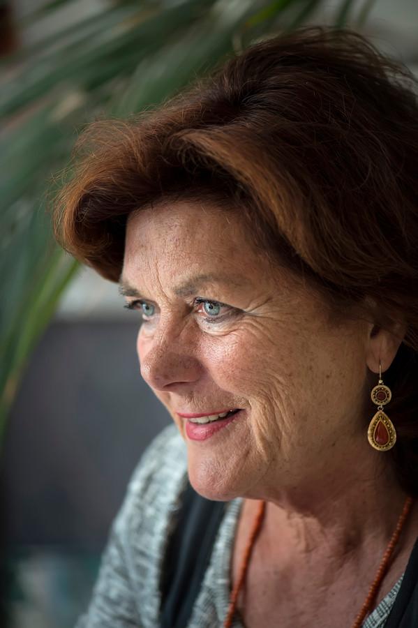 Burgemeester Leny Poppe-de Looff