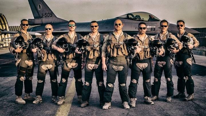 Missie F16: Onze strijd tegen terrorisme