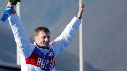 Russische ex-bobsleeër moet medailles teruggeven na dopingbeschuldiging