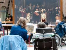 Bijzonder: een week lang is de Nachtwacht  te zien in Oudewater