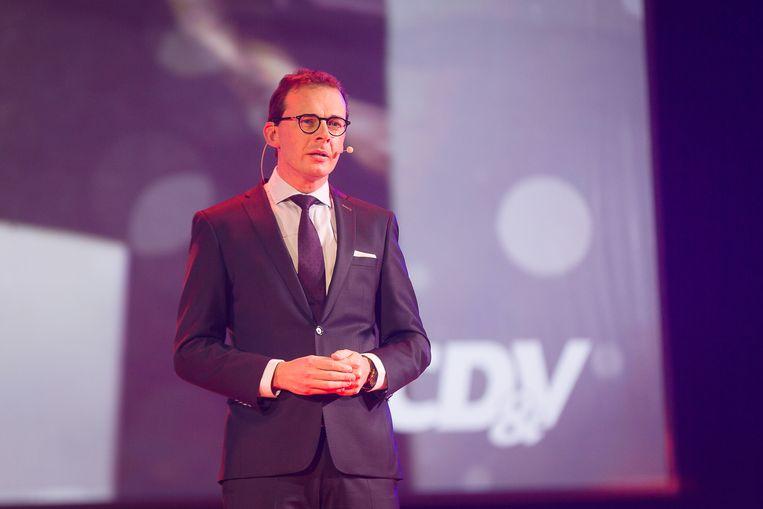 CD&V-voorzitter Wouter Beke.