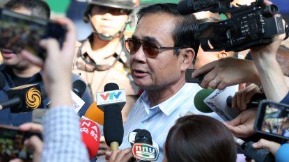 Eerste verkiezingen sinds militaire machtsovername begonnen in Thailand