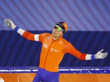 Oppermachtige Roest grijpt eerste Europese titel allround, debutant Bosker pakt zilver