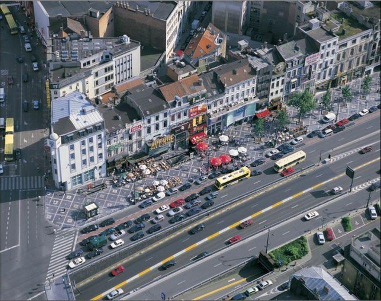 De Guldenvlieslaan in Brussel