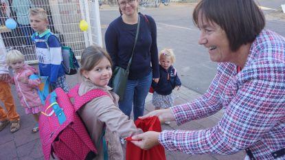 EERSTE SCHOOLDAG. Basisschool Heilige Familie kondigt nieuwbouw aan met raadspelletje  voor kinderen