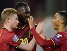 Les Diables de Premier League privés des matches contre le Danemark et l'Islande?