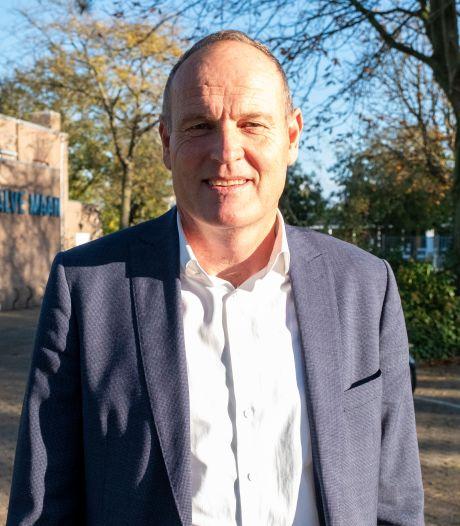 Chris Maas is half jaar wethouder: 'De mensen geven wat ze nodig hebben, daar geniet ik van'