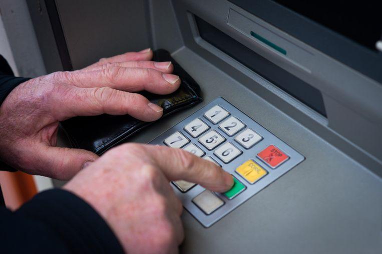 Pinautomaat Beeld ANP