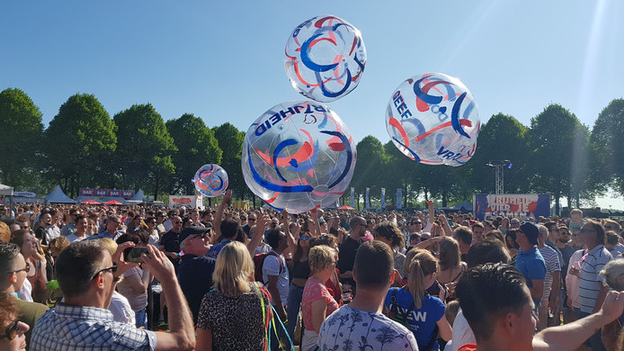 Bevrijdingsfestival Den Bosch.