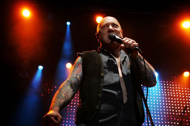 Gary 'Angry' Anderson.