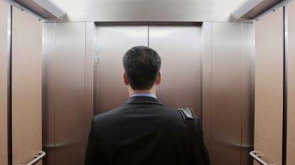 Man eindelijk gered nadat hij drie dagen vastzat in lift