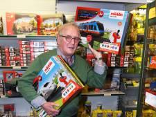 Krimpende wereld van modeltreintjes raakt icoon kwijt: Hans (77) doet zijn winkeldeur dicht