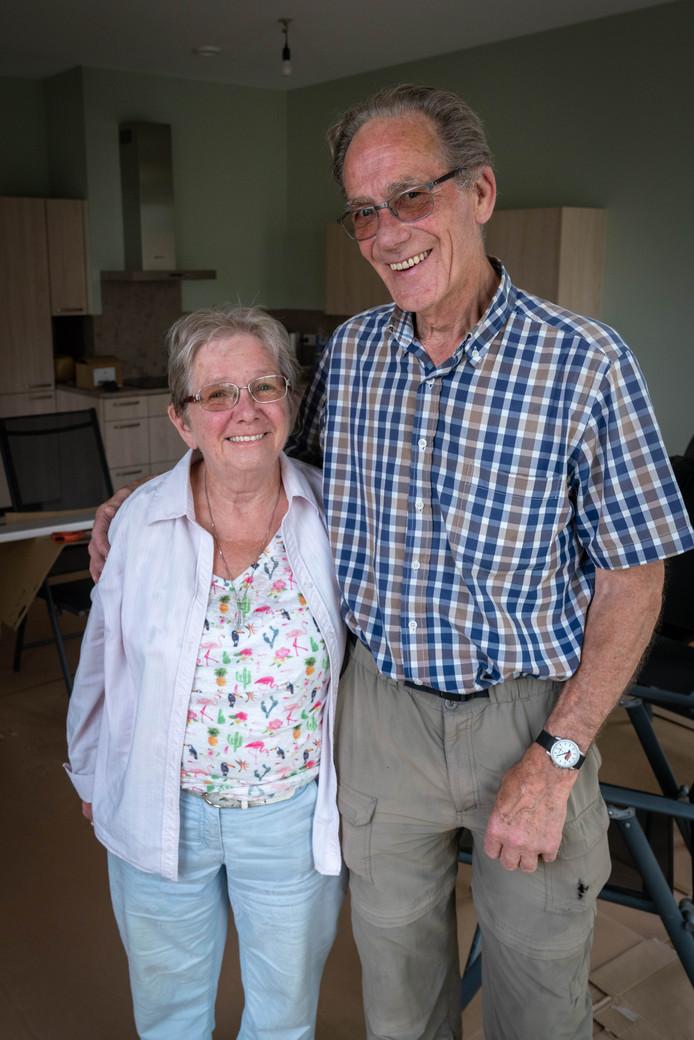 Henk en Marijke van Zeijts.