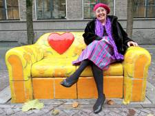 Hengelose kunstenares Guusje Beverdam wil niet wachten met boek tot ze dood is