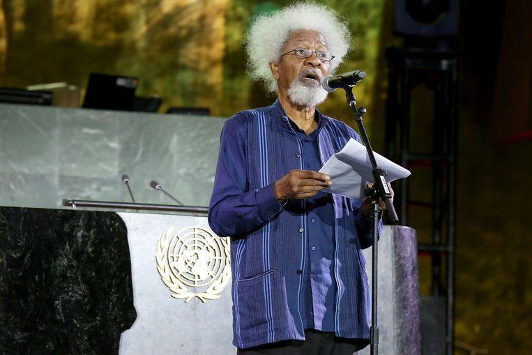 Professor Wole Soyinka. Beeld Getty Images