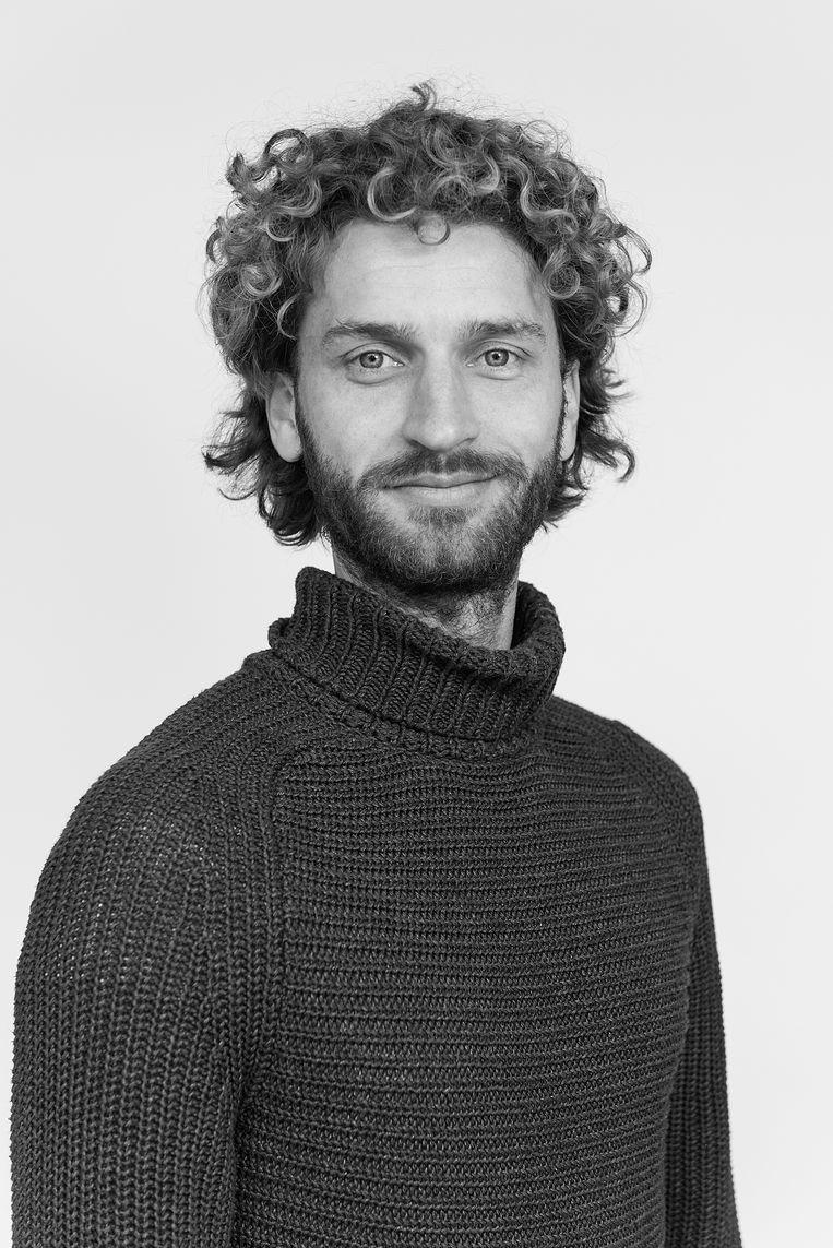 Kris Ruijgrok, politicoloog. Promoveerde aan de UvA op internet en protest in autoritaire staten en is momenteel Information Controls Fellow bij het Open Technology Fund. Beeld