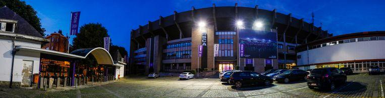 Constant Vanden Stock-stadion.