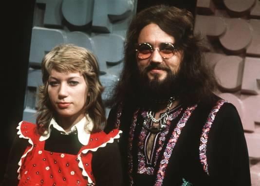 Het duo Mouth & MacNeal in 1975