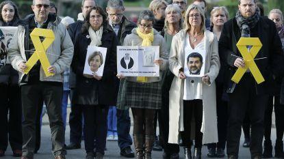 Gedetineerde Catalaanse separatistische leiders beëindigen hun hongerstaking