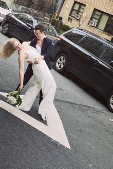 Un mariage insolite en pleine rue à New York pendant la pandémie